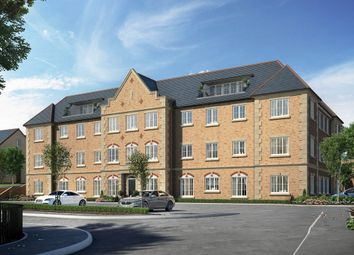 "Thumbnail 3 bed flat for sale in ""Harlington House"" at Hitchin Road, Fairfield, Hitchin"