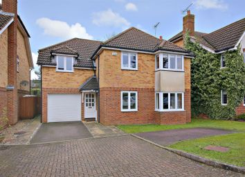 Thumbnail 4 bed detached house for sale in Abbots Place, Borehamwood