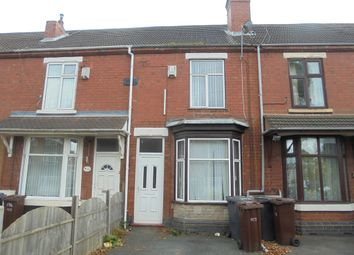 Thumbnail 2 bedroom terraced house to rent in Bushbury Road, Fallings Park, Wolverhampton