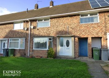 Thumbnail 3 bed terraced house for sale in Stretton Close, Wirral, Merseyside