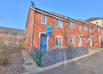 3 bed end terrace house for sale in Maple Rise, Whiteley, Fareham PO15