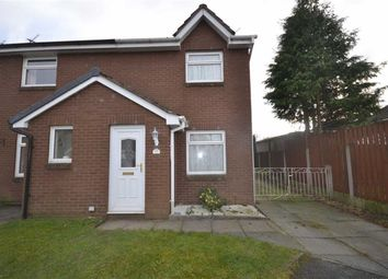 Thumbnail 2 bed semi-detached house to rent in Westmorland Close, Bury, Lancashire