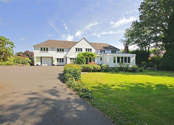 Thumbnail 5 bed detached house for sale in Theobald Street, Radlett, Hertfordshire