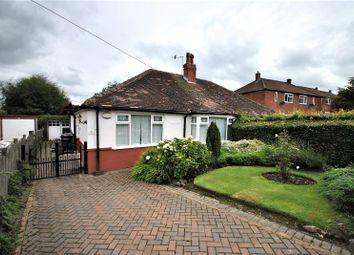 Thumbnail 2 bed bungalow for sale in Tinshill Crescent, Cookridge, Leeds, West Yorkshire