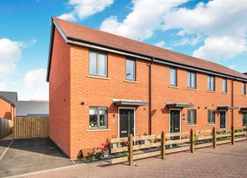 Thumbnail 2 bedroom end terrace house for sale in Burgoyne Way, Folkestone
