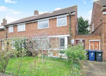 3 bed semi-detached house for sale in Longridge Lane, Southall UB1