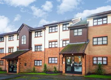 Thumbnail 1 bed flat for sale in Conifer Way, Wembley, London, Uk