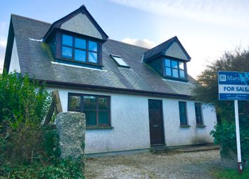 Thumbnail 4 bed detached house for sale in Heather Lane, Canonstown, Hayle