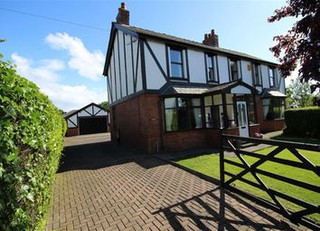 Thumbnail 4 bedroom detached house for sale in Whittle Hill, Woodplumpton, Preston