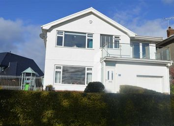 Thumbnail 4 bedroom detached house for sale in Higher Lane, Langland, Swansea