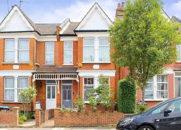 Thumbnail 3 bed terraced house for sale in Warwick Road, Bounds Green, London
