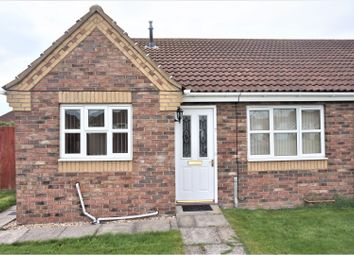 Thumbnail 2 bed semi-detached bungalow for sale in Celandine Close, North Killingholme
