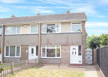 Thumbnail 3 bed end terrace house for sale in Orchard Gardens, Rustington, Littlehampton, West Sussex