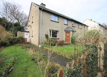 Thumbnail 3 bed semi-detached house for sale in Thornsbank, Sedbergh
