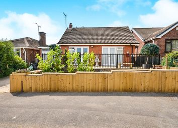 Thumbnail 3 bedroom bungalow for sale in Lawrence Avenue, Eastwood, Nottingham