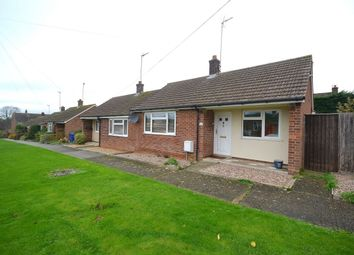 Thumbnail 2 bed bungalow to rent in Grove Road, Brafield On The Green, Northampton
