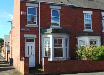 Thumbnail 3 bed end terrace house for sale in Wilson Street, Dunston, Gateshead