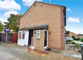Thumbnail 1 bed semi-detached house for sale in Whitby Close, Greenhithe, Kent