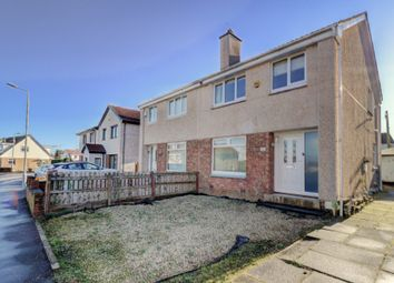 Thumbnail 3 bed semi-detached house for sale in Mainsacre Drive, Stonehouse, Larkhall