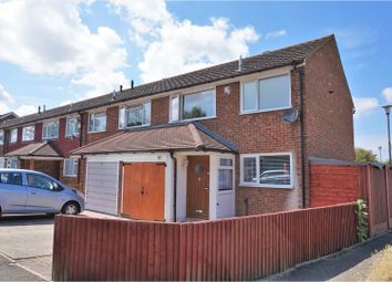 Thumbnail 3 bed end terrace house for sale in Church Road, Sittingbourne