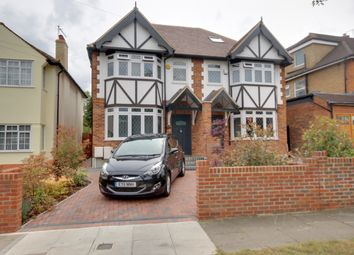 Thumbnail 4 bed semi-detached house to rent in Houndsden Road, Winchmore Hill