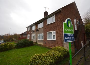 Thumbnail 2 bed flat for sale in Midhurst Hill, Bexleyheath