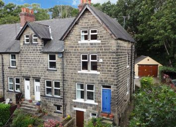 Thumbnail 4 bed terraced house for sale in Hawksworth Road, Horsforth, Leeds