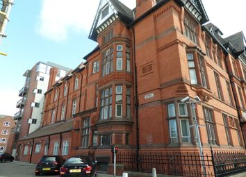 Thumbnail 4 bed flat to rent in Stowell Street, Liverpool