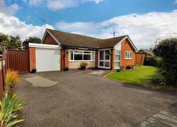 Thumbnail 3 bed detached bungalow for sale in Englefield Crescent, Mynydd Isa, Flintshire