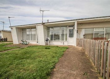 Thumbnail 1 bed semi-detached bungalow for sale in Willow Avenue, Bel Air Chalet Estate, St. Osyth, Clacton-On-Sea