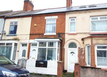 Thumbnail 3 bed terraced house for sale in Queens Road, Hinckley