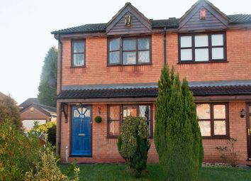 Thumbnail 2 bedroom semi-detached house for sale in Blithfield Road, Walsall