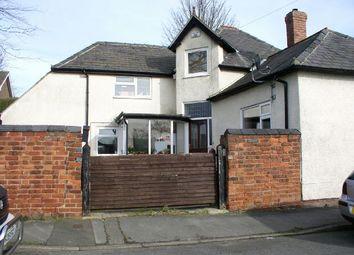 Thumbnail 4 bed detached house for sale in Hardwick Street, Tibshelf, Alfreton