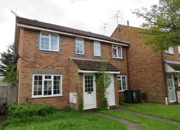Thumbnail 2 bed end terrace house to rent in Krohn Close, Buckingham
