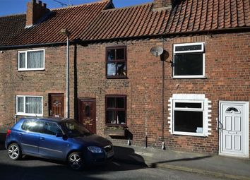 Thumbnail 2 bed cottage for sale in Seaside Road, Aldbrough, East Yorkshire