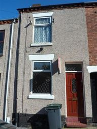 Thumbnail 2 bedroom terraced house to rent in Bold Street, Northwood, Stoke-On-Trent