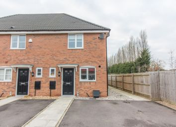 Thumbnail 2 bed end terrace house for sale in Indigo Drive, Hinckley