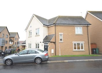 Thumbnail 3 bed semi-detached house to rent in Epping Road, Corby