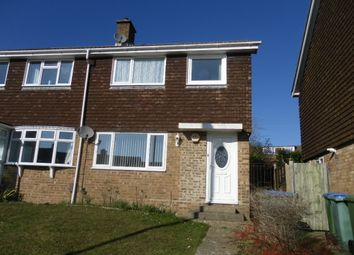 Thumbnail 3 bed end terrace house for sale in Dore Avenue, Portchester