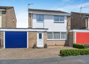 Thumbnail 4 bed detached house for sale in Meredith Close, Bicester