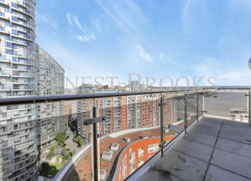 Thumbnail 1 bed flat for sale in Streamlight Tower, 9 Province Square, Canary Wharf
