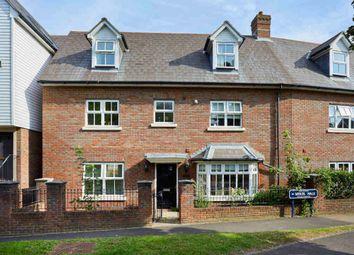5 bed terraced house for sale in Meriel Walk, Greenhithe DA9