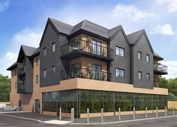Thumbnail 1 bed flat for sale in High Street, Epping, Essex