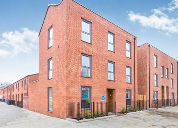 Thumbnail 4 bedroom detached house for sale in Traffic Street, Derby