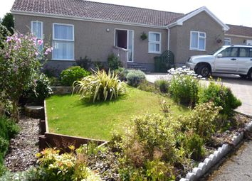 Thumbnail 3 bed bungalow for sale in Polwithen Drive, Carbis Bay, St Ives