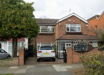 Thumbnail 4 bed detached house to rent in Winchmore Hill Road, London, Greater London.
