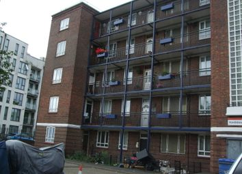 Thumbnail 3 bedroom flat to rent in Randisbourne Gardens, London