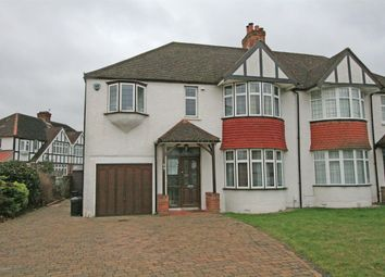 Thumbnail 4 bedroom semi-detached house to rent in Kingswood Road, Shortlands, Bromley, Kent