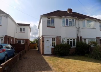 Thumbnail 3 bed semi-detached house for sale in Hammonds Lane, Totton