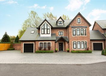 Thumbnail 5 bed detached house for sale in Hob Hey Lane, Culcheth, Warrington, Cheshire